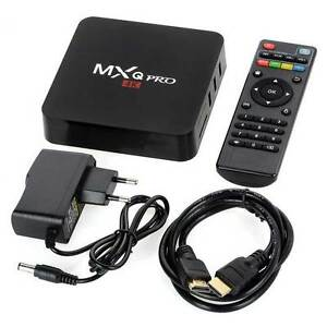 MXQ PRO Android Box (Android 6.0.1 , 1GB Ram), Only $ 65