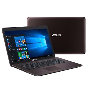 Laptop ordinateur portable ASUS X751L  Core i7