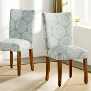 Bnib Waverly Upholstered Chair by three post( set of 2)
