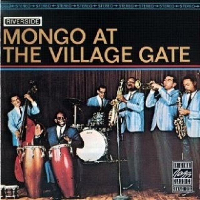 MONGO SANTAMARIA - MONGO AT THE VILLAGE GATE  CD NEU