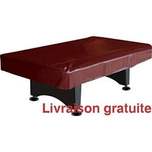 Housse Heavy Duty / Heavy Duty Pool Table Billiard Cover