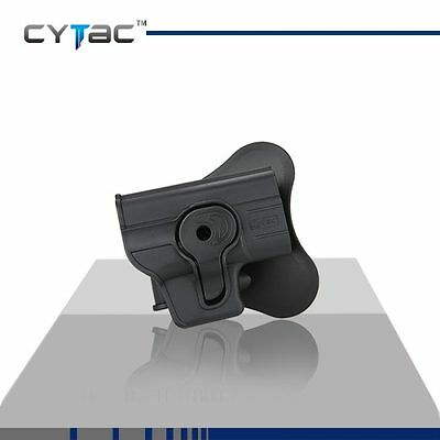 Paddle Retention Holster For Springfield Xd9  Xd40 Xd Mod 2  Pistols Right Hand