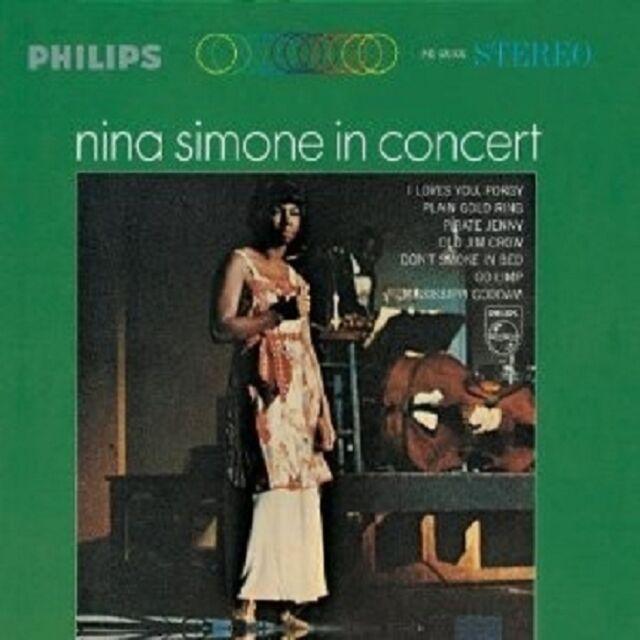 NINA SIMONE - IN CONCERT  CD NEU