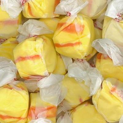 BANANA Salt Water Taffy Candy ~ TAFFY TOWN ~3/4 LB BAG - FRESH - BULK](Salt Water Taffy Bulk)