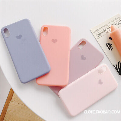 Candy For Cheap (For iPhone X XS MAX XR 6 7 8 Plus Ultra Slim Hybrid Candy Love Soft Cheap Case)