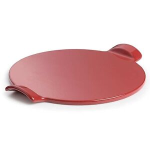 Emily Henry pizza stone All clad 13 inch fry pan