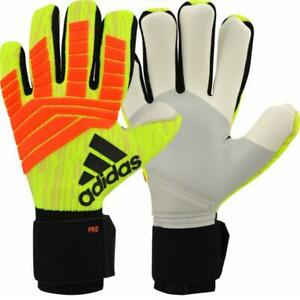 Adidas Predator Energy Mode Solar Yellow Gloves Goalkeeper 10.5