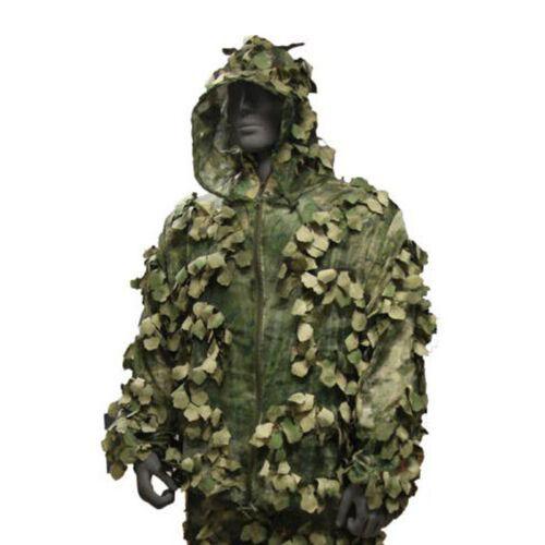 "Ghillie 3D Jacket ""Chimera"", A-TACS FG camo"