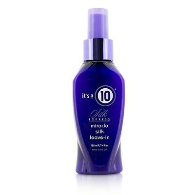 It's A 10 Silk Express Miracle Silk Leave-In 120ml Treatments