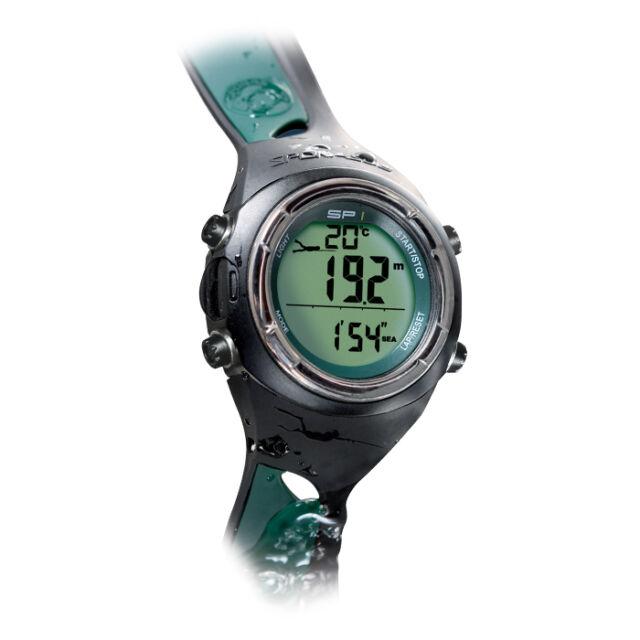 Sporasub Sp1 Free Diving Spearfishing Computer Scuba Dive Watch 02UK