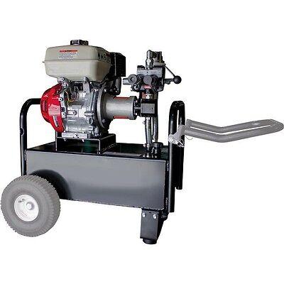 Hydraulic Power System - Portable - Honda Engine - 10.3 Gal - 7 Gpm - 1500 Psi