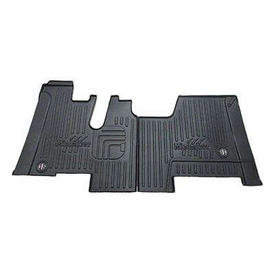 Kenworth T600; T660; T800; W900 Standard Day Cab Heavy Duty Floor Mat Kit - Auto, used for sale  Smyrna