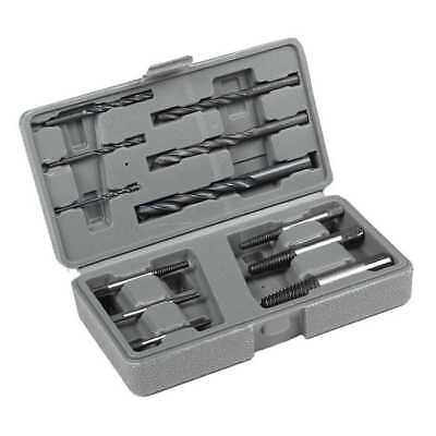12 Piece Screw Bolt Extractor Puller Tool and Drill Bit Kit Extracter Easy Out (12 Piece Screw)