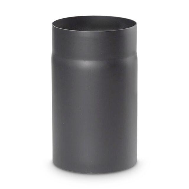 Ofenrohr Kaminrohr Rauchrohr DN 150 x 250 mm Gussgrau