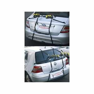 HALF PRICE 3 BIKE Hatch/Sedan Pacific Boot rack just $79 East Perth Perth City Area Preview