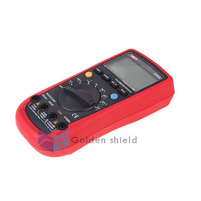 Uni-t Ut61e Digital Multimeters Acdc Modern Digital Auto Ranging Multimeters Mu