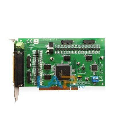 1pcs For Advantech Data Acquisition Board Card Pci-1734 Used