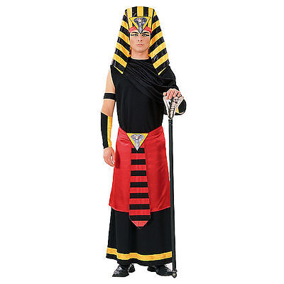 Ramses - King Of Egypt Costume-Standard/Large ( Fits Jacket Size 38-44 ) 55320 - King Ramses Costume