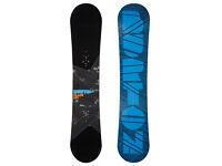 Burton clash 160 snowboard