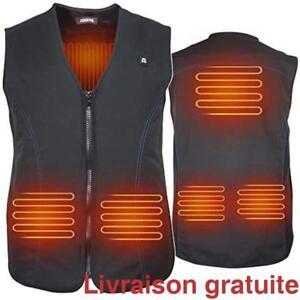 Veste chauffante / Heated vest