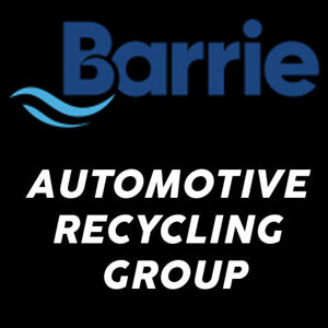 CITY OF BARRIE SCRAP CAR PICK-UP