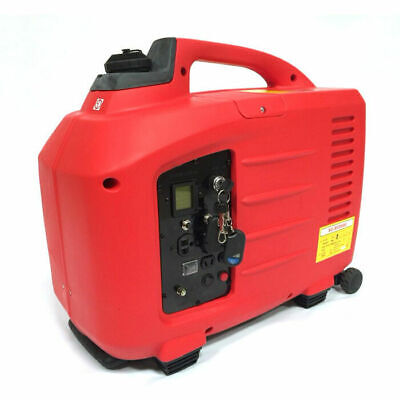 2800w Digital Pure Sinewave Gas Powered Inverter Generator Lcd Remote Start