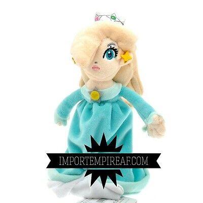 Super Mario Prinzessin Rosalind Plüsch Rosette Rosalina Prinzessin Amiibo Plush ()
