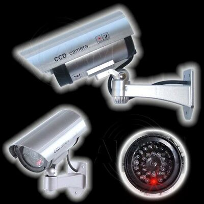 ORIGINAL Safe Alarm CCD Camera LED Kamera Anlage Außenkamera Innenkamera Dummy