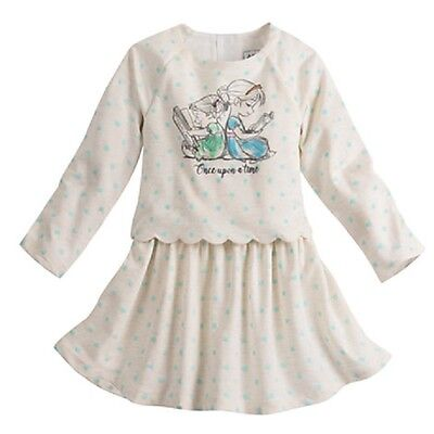DISNEY STORE ANIMATORS' COLLECTION DRESS FOR GIRLS NWT ANNA & ELSA AS TODDLERS](Toddler Girl Clothing Stores)