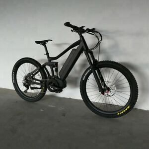WANT THE BEST? 1500w MID DRIVE 55kmh HUGE TORQUE - brand new