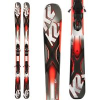 K2 Amp Rictor 82TI Mens Skis/Nordica Fire-Arrow Boots/Poles