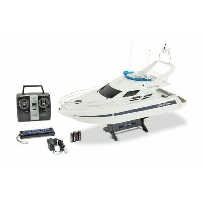 Carson 500108007 - Rc-Motoryacht Saint Princess, 100% Rtr Producto Nuevo