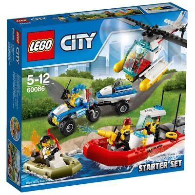 LEGO - CITY - 60086 - STARTER SET