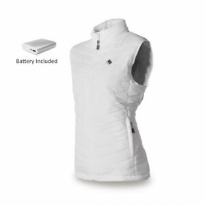 Ladies Venture Puffer Electric Vests on Sale 25% Off