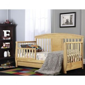 Deluxe Toddler Day Bed with Organic Mattress
