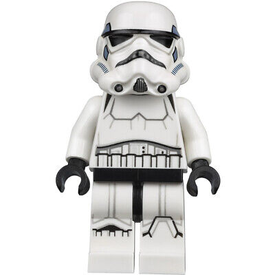 Genuine Lego Star Wars StormTrooper Printed Legs Mini Figure sw0585