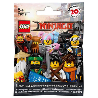 Lego Ninjago Movie 71019 Minifigure Series