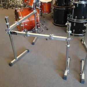 Pearl Drum L Cage-Rack 2 côtés-sided bars Icon - DR-502 - used-usagé