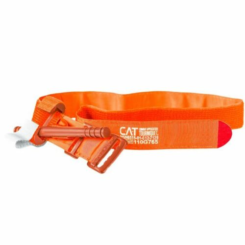 New Orange North American Rescue NAR GEN 7 CAT Combat Application Tourniquet