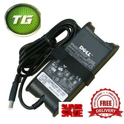 GENUINE DELL LAPTOP CHARGER-AC ADAPTER POWER SUPPLY-90W 19.5V 4.62A-FAST POST
