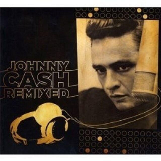 "JOHNNY CASH ""JOHNNY CASH REMIXED LTD.ED."" CD+DVD NEU"