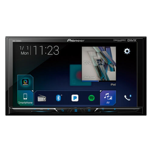 "Pioneer MVH-AV251BT 7"" Mechless Digital Multimedia Video Receiver MVH-2400NEX"
