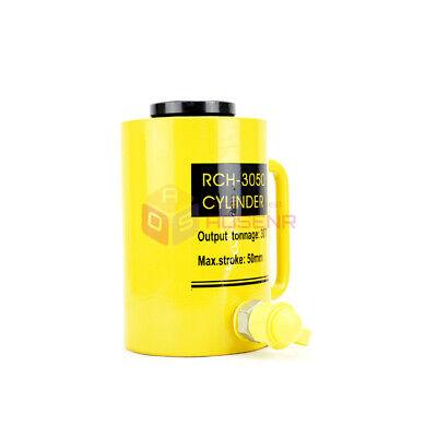 Hydraulic Hollow Hole Cylinder Jack Ram 30 Tons Industrial Hydraulic Cylinders