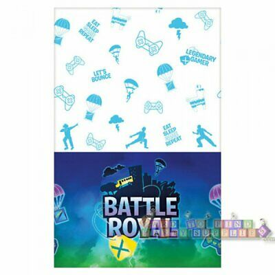 BATTLE ROYAL PAPER TABLE COVER ~ Birthday Party Supplies Cloth Decoration Room](Paper Table Cloth)