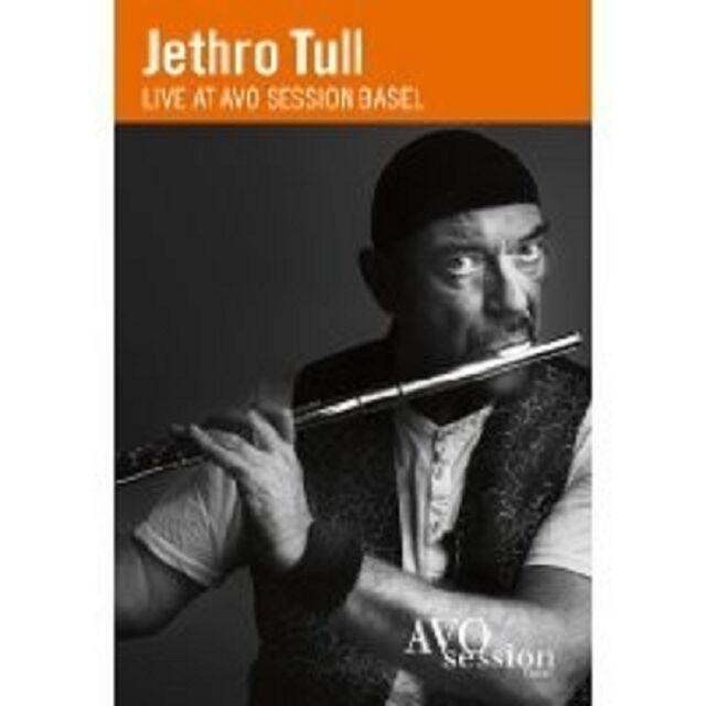 "JETHRO TULL ""LIVE AT AVO SESSION 2008"" DVD NEU"