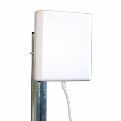 ⭐⭐⭐ Antena panel multibanda: GSM,WiFi, 3G,4G, ..Conector N. Mastil exterior ⭐