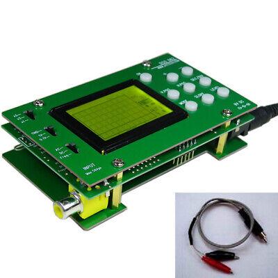 Portable Digital Oscilloscope Sampling 20m Arduino Atmega64 Programmer Bnc Board