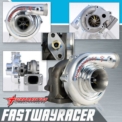 T3 Stage 3 Turbonetics Turbo Charger T04E T4E Compressor F1-57 Wheel 63 AR 2.5''