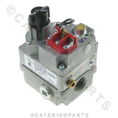 White Whites Rogers Millivolt Gas Valve C-ifs-40 Deep Fat Fish And Chip Fryer