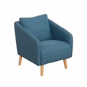 Contemporary Accent Chair - 4 Colours Available